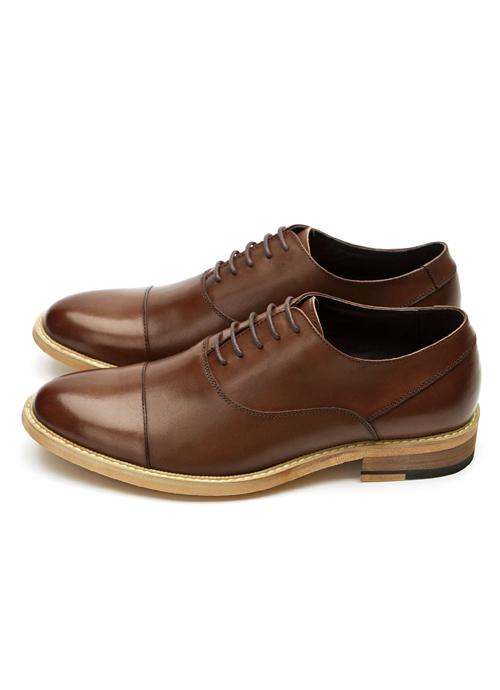 Cap-toe 基本牛津皮鞋